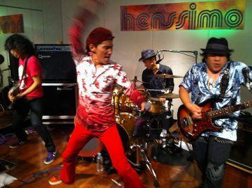 『henssimo』Anniversary Live風景1